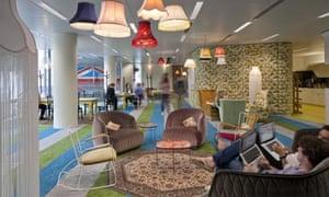 Google headquarters, Covent Garden