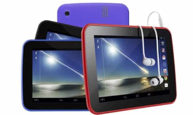 Tesco's 7in Android tablet is now available for purchase from 1,000 Tesco supermarkets and the company's online stores.