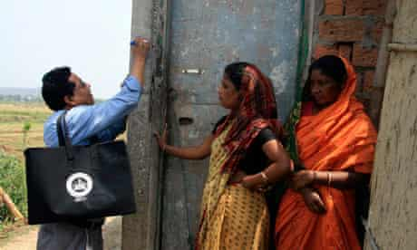 Census in India to boost tax collection