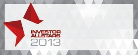 Investor Allstars 2013 logo