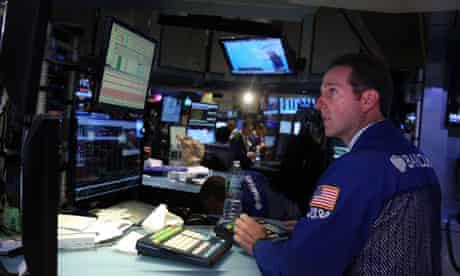 Dow Jones shutdown