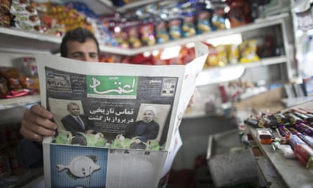 President Rouhani Returns To Iran After General Assembly