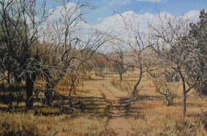 Share your art everyday: Walk in the Bush