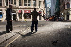 Walkie scorchie: A Londoner experiences the unexpected intensity of solar rays