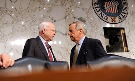 McCain at Syria Senate hearing