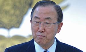 Ban Ki-moon