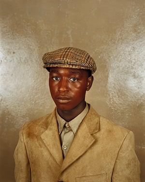Pieter Hugo - Kin: Samuel Nkosomzi, Cape Town, 2007