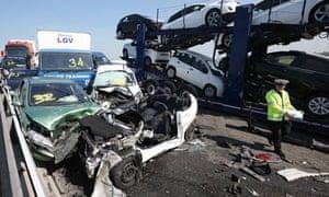 Sheppey crash