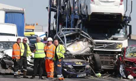 Sheppey crash numbers