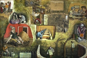 Exhibitionist0709: Art In The Asylum