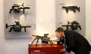 Defence Systems and Equipment International Arms Fair 2007