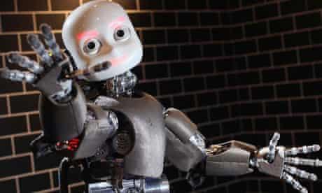 iCub social robot