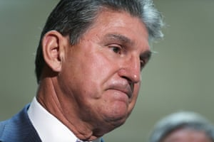 U.S. Sen. Joe Manchin (D-WV) speaks to members of the media after a members-only closed briefing on Syria for the U.S. Senate and the House of Representatives September 5, 2013 on Capitol Hill in Washington, DC.