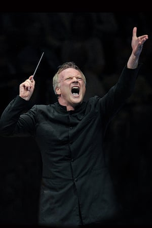 Proms: Maestro Noseda always the master of conducting expressions