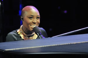 Proms: Laura Mvula brought a raw fresh talent to the Urban Classic Prom