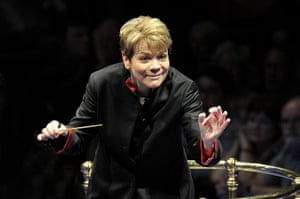 Proms: Marin Alsop will be the first woman to conduct the Last Night of the Proms