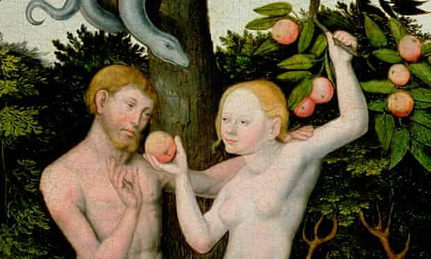 First sin sex or eating fruit