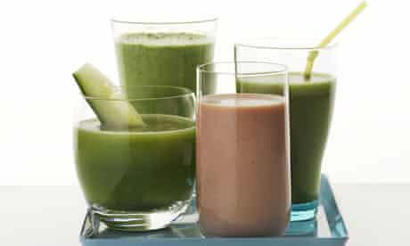 Gwyneth Paltrow juice recipes