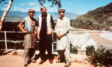Sandy Gall with the mujahideen: was he a reporter or  a player in their war? A new book concludes he