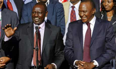 Kenya passes motion to withdraw from ICC
