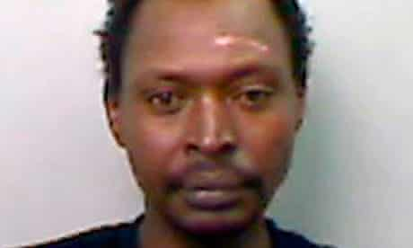 Ziko Sulliman, who has been jailed for five years