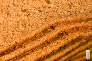 Sugar Update: One medium slice of Kingsmill wholemeal bread = 1.7g sugar