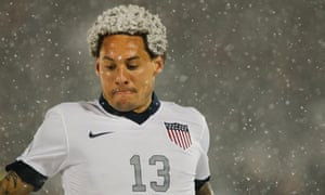 Jermaine Jones snofro USA USMNT Costa Rica