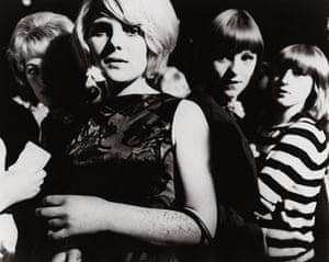 Lewis Morley: Mersey Girls, Liverpool 1964
