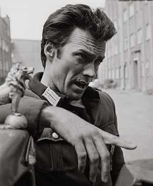 Lewis Morley: Clint Eastwood in London, 1968