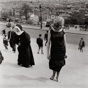 Lewis Morley: Susannah York in Paris, 1961