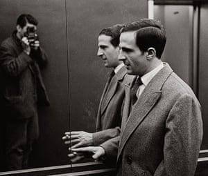 Lewis Morley: François Truffaut in London, 1961