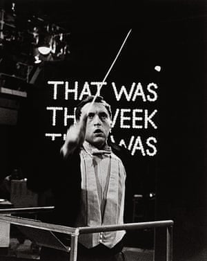 Lewis Morley: David Frost, That Was The Week That Was, London 1963
