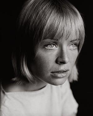 Lewis Morley: Susannah York in London 1963