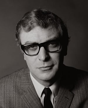 Lewis Morley: Michael Caine, in London 1963