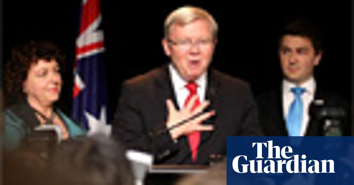 Kevin Rudd S Departure Leaves Labor With A Whole Heap Of New Problems Kevin Rudd The Guardian