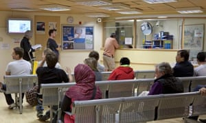 NHS A&E departments on brink of winter crisis