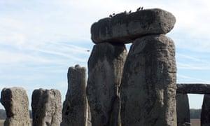 Stonehenge, Amesbury, Wiltshire, Britain