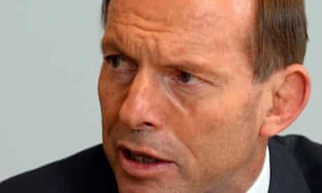 "Australian Prime Minister-elect Tony Abbott  has told theAuatralian public his team will ""hit the ground running""."