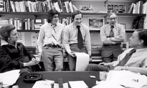 The grand old days at the Washington Post