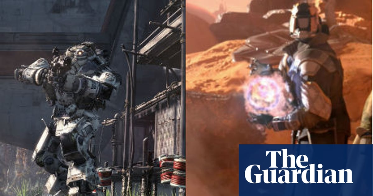Titanfall v Destiny – how this war will change shooters for ever