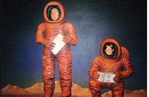 Mars mission space