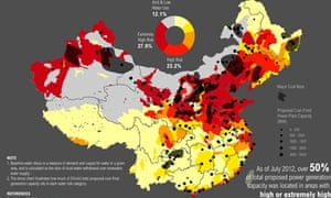 China must manage the conflict between coal and water