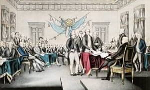 """The Declaration of Independence, July 4th, 1776"" Lithograph"
