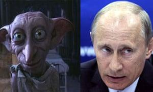 Putin and Dobby
