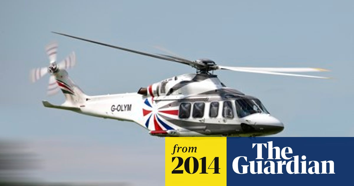 India pulls out of £466m AgustaWestland helicopter deal | World ...