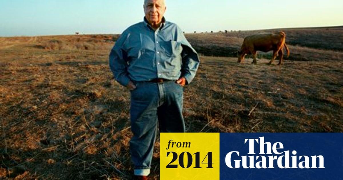 Ariel Sharon obituary | World news | The Guardian