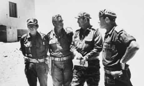 Ariel Sharon, 1967