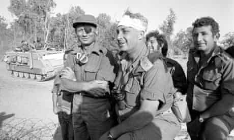 Ariel Sharon, 1973