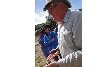 Chris Carter NSW south coast aboriginal history
