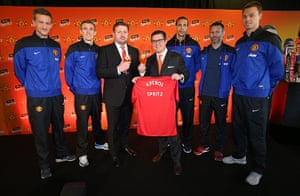 United partners: Manchester United Announce Partnership with Aperol
